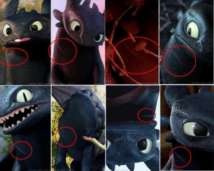 Misterios de como entrenar a tu dragon