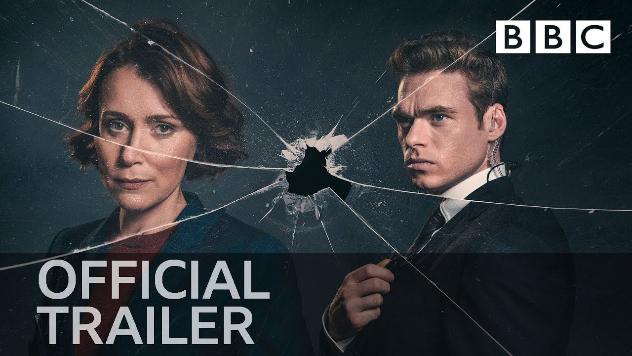 Bodyguard: Trailer - BBC