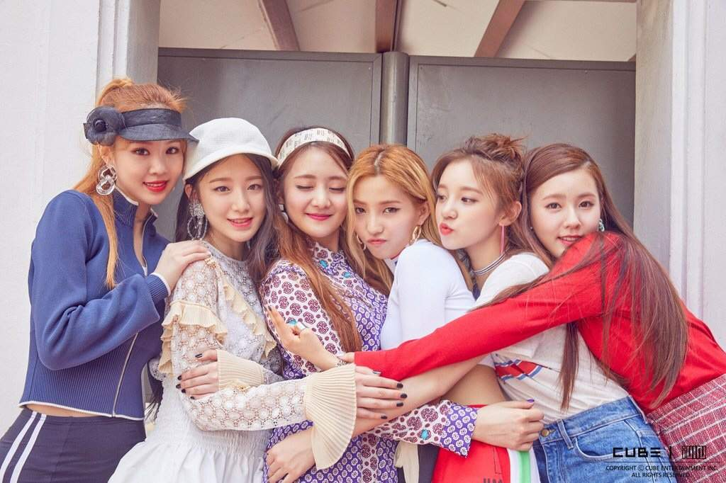 (G)I-DLE Wiki