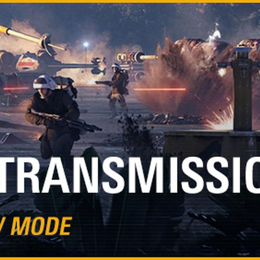 Community Transmission: Progress Update on New Mode + Emote Wheel