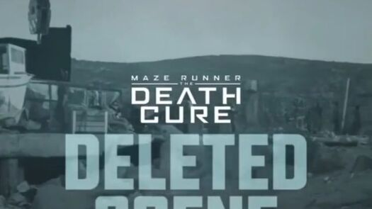 """The Death Cure on Instagram: """"New deleted scene from Maze Runner: The Death Cure.  #thomassangster #thomasbrodiesangster  #dylanobrien #thedeathcure #mazerunner…"""""""