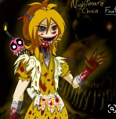 Nightmare chica . Exe