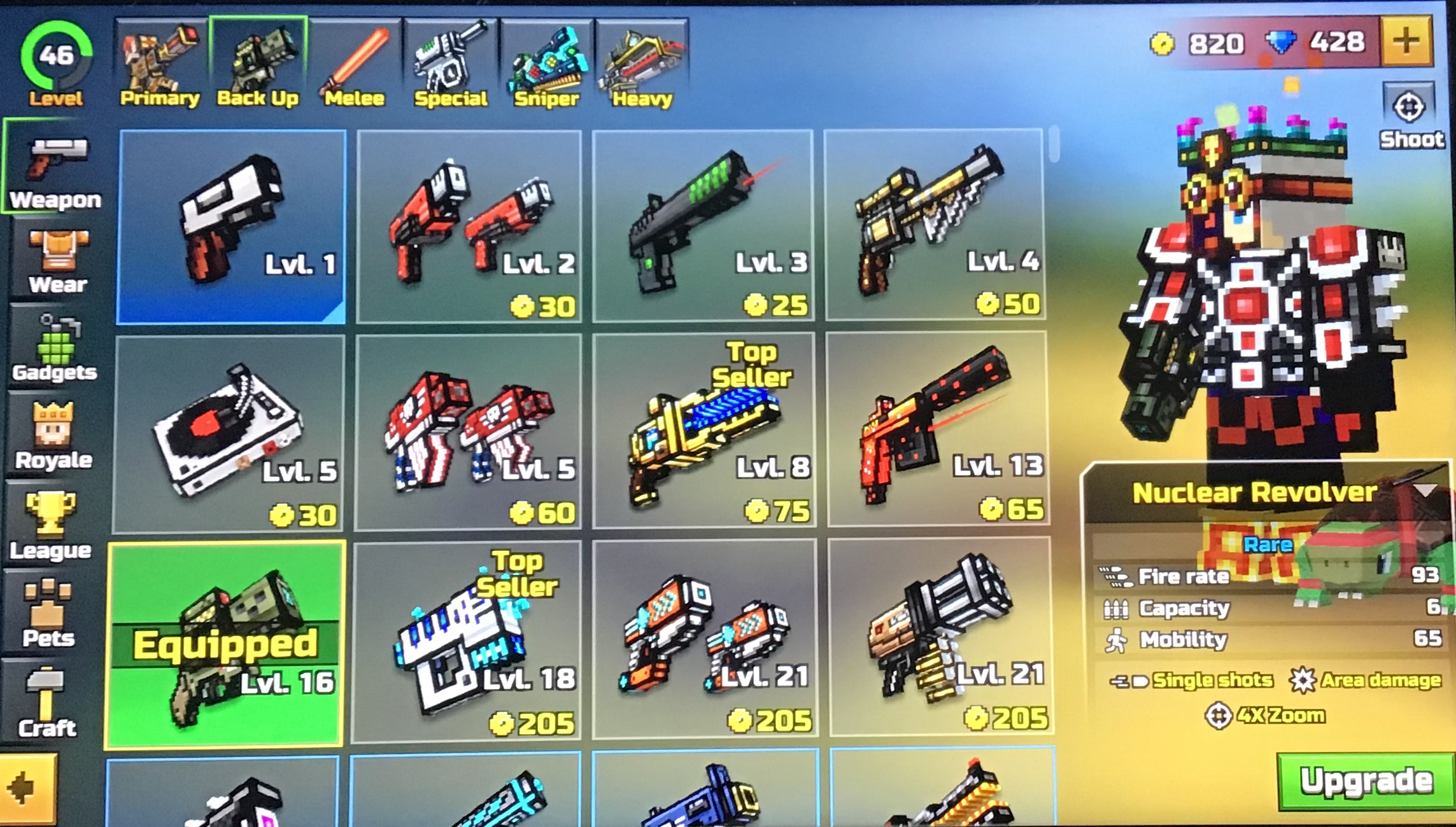 Guys tell me in comments if I have good loadout. Backup for rocket jump.