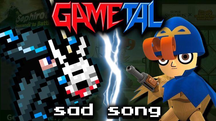Sad Song: Tribute to Geno Mii (Super Mario RPG) - GaMetal Remix