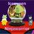 Icequeen NinjaWarrior
