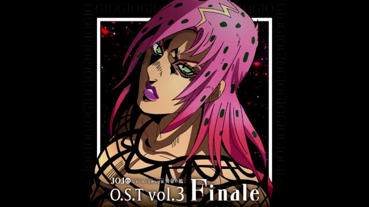 Golden Wind OST Vol.3 - Diavolo Theme