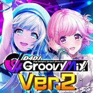 D4DJ Groovy Mix Icon V2 1st Edition