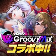 D4DJ Groovy Mix Icon MHW Collaboration Version