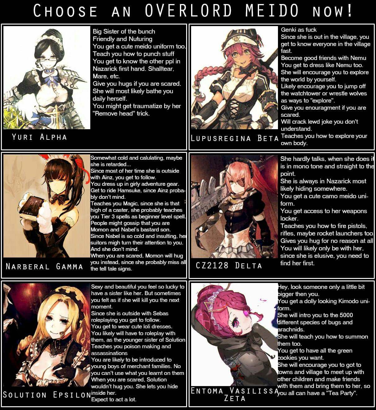 What would be your self proclaimed waifu (Lame title I know ...