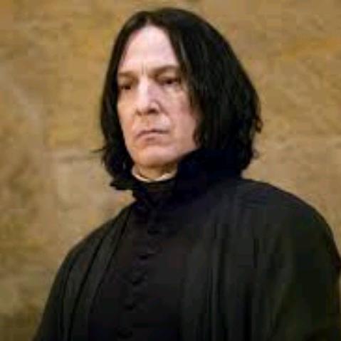 Severus Snape from Slytherin's avatar