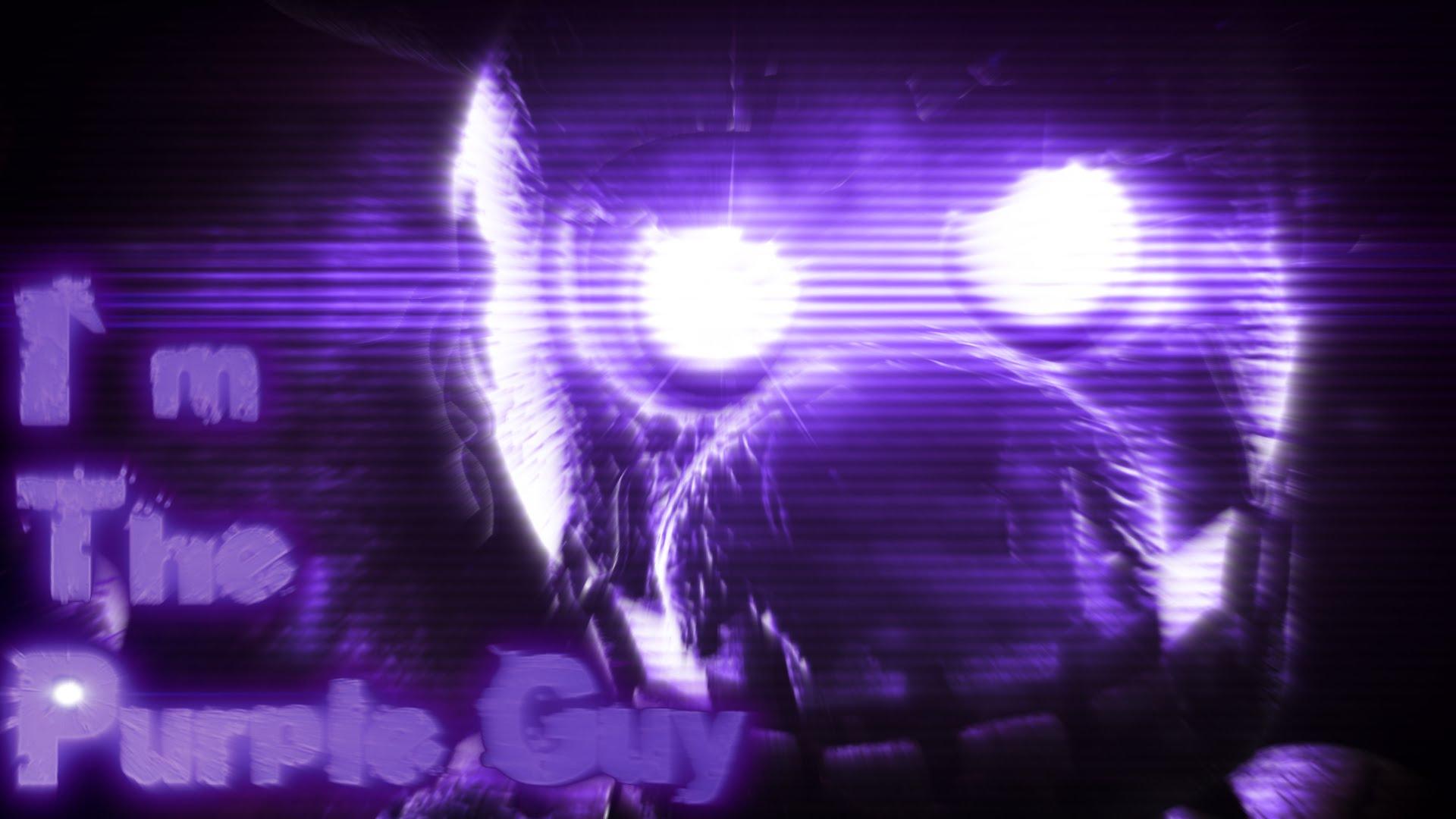 I Am Not Purple Guy Fandom