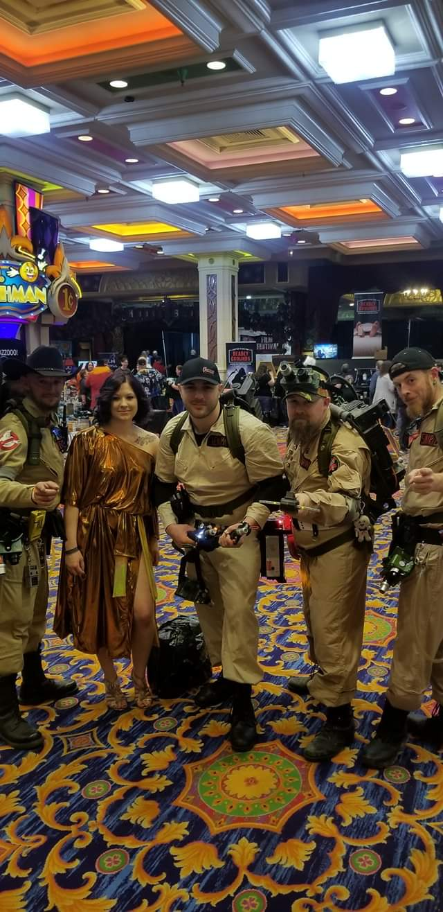 Share your Ghostbusters cosplay