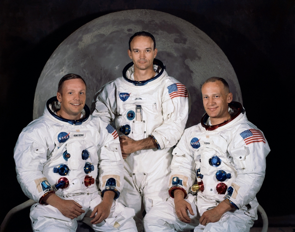 what is happened  with the  apollo 11 crew  in wolfenstein the new order