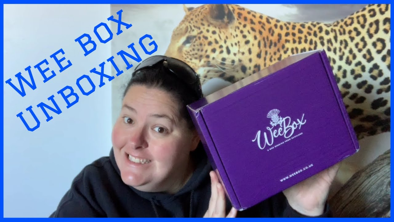 WEE BOX UNBOXING || SCOTLAND