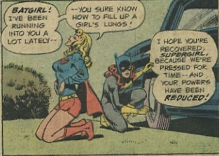Out of Context: Who Needs Dick Grayson?