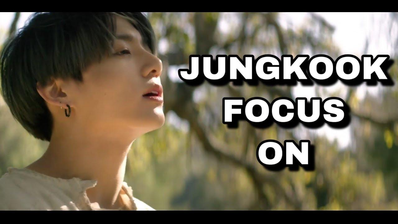 Focus Jungkook in ON MV