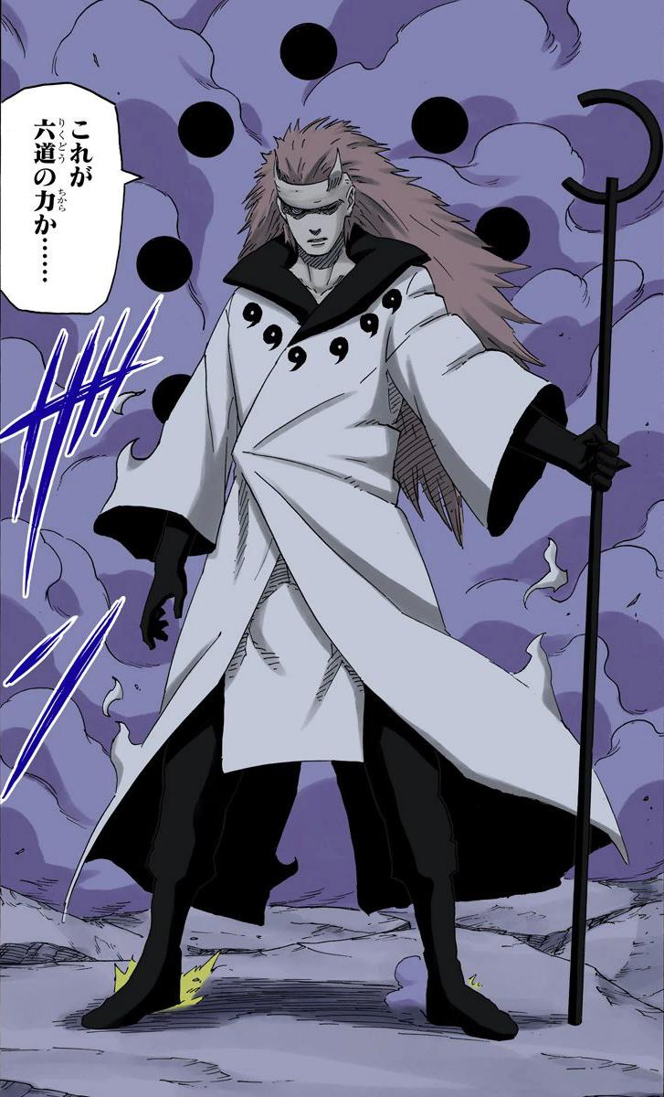 INMORTALIDAD MADARA RIKUDOU.  que tipo de inmortalidad obtuvo, madara rikudou al absorber el shinju?