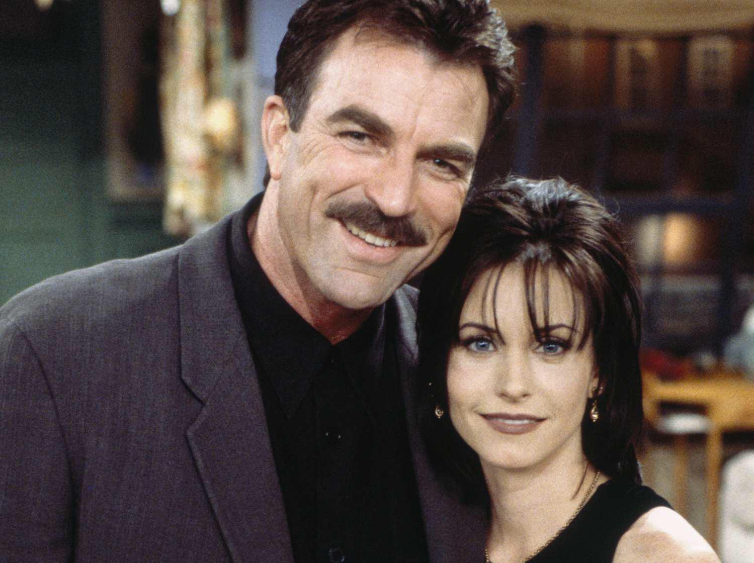 Når Monica starter dating Richard