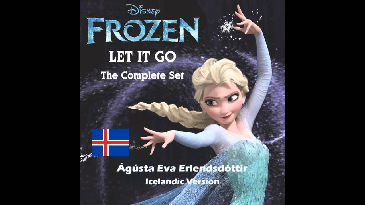 Frozen - Let It Go(Þetta er nóg) (Icelandic Version)