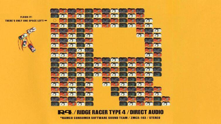 01 - Urban Fragments - R4 / Ridge Racer Type 4 / Direct Audio