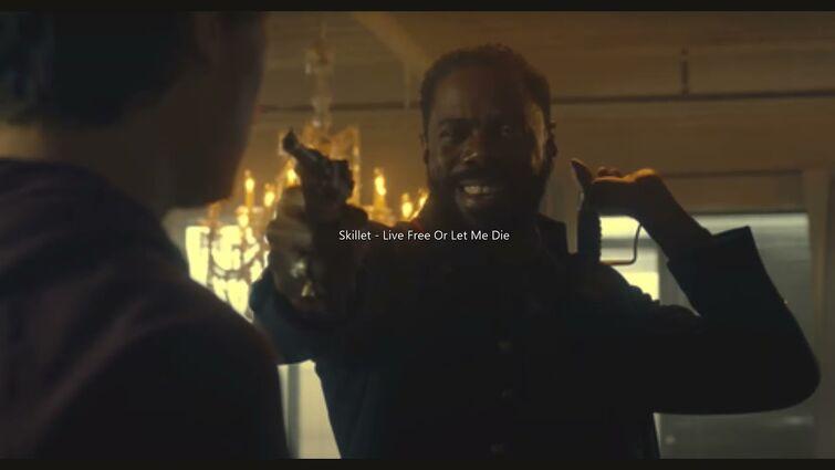 Skillet – Live Free Or Let Me Die (Slowed + Reverb)