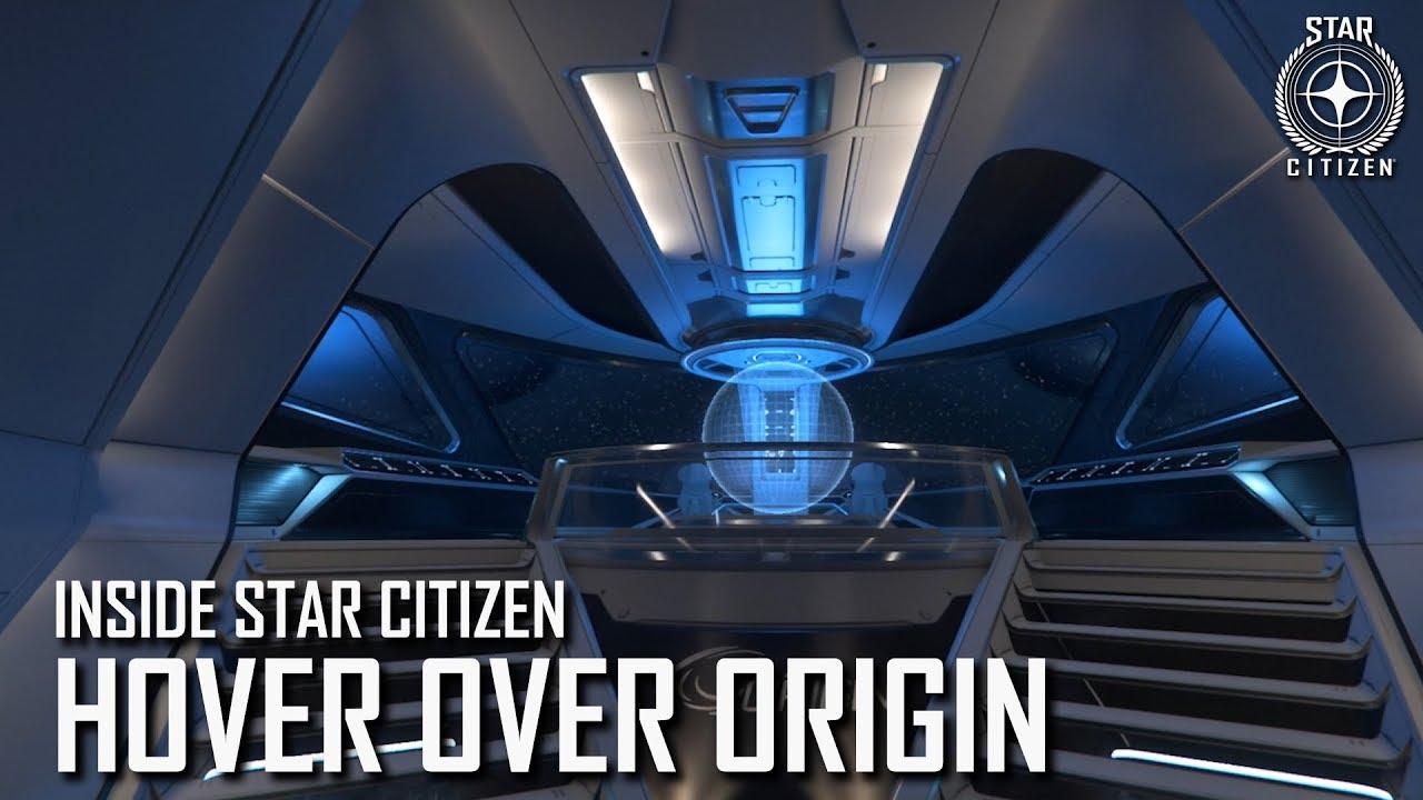 Inside Star Citizen: Hover Over Origin | 3.5 Ep. 7