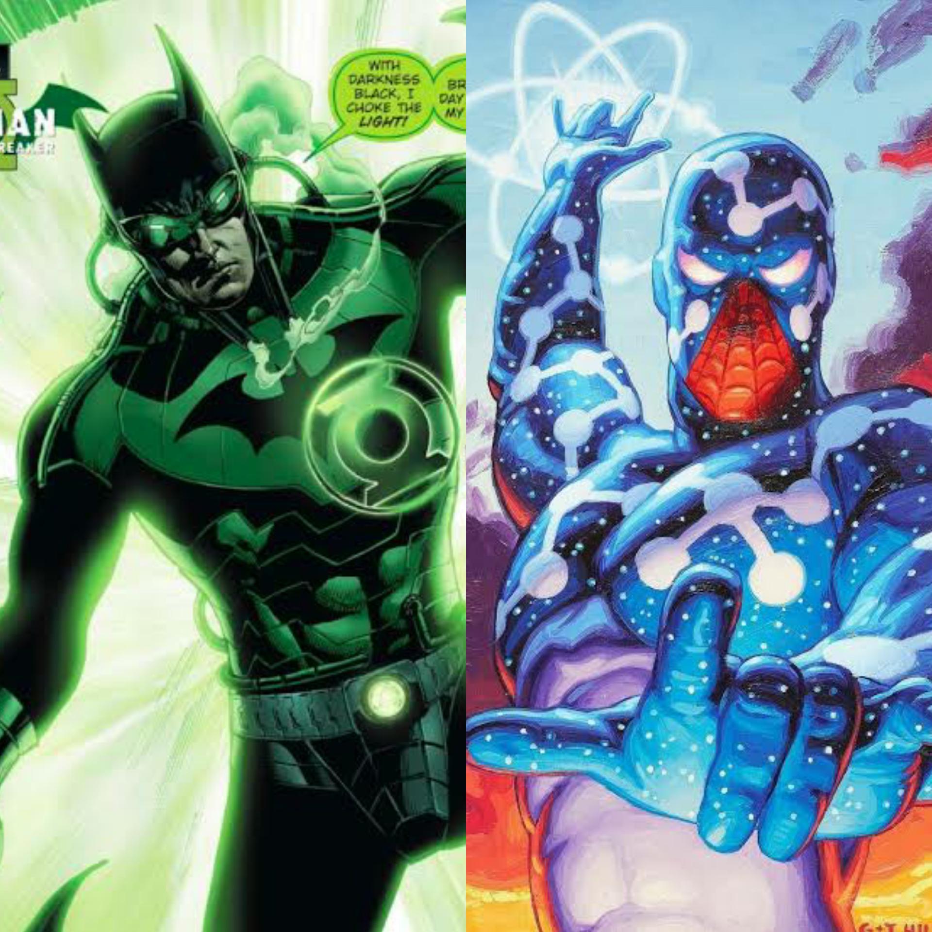 Bats vs Spiders #2