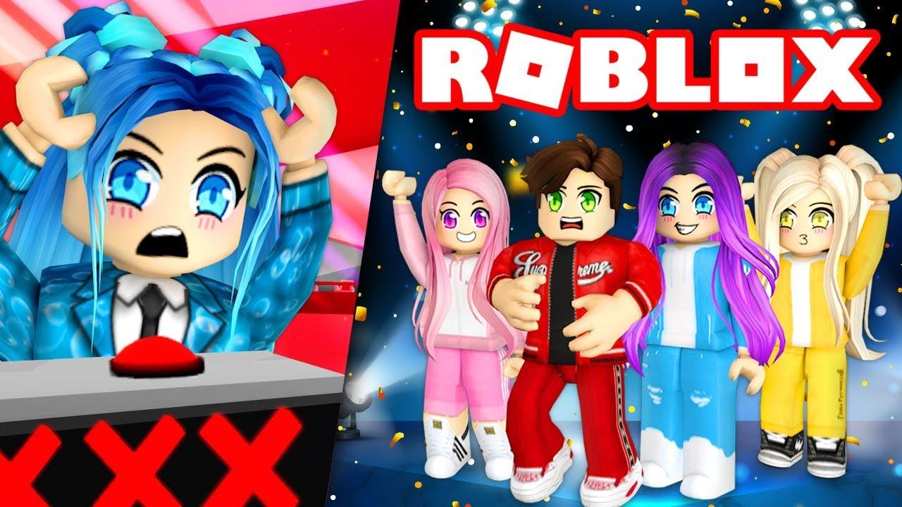 Funneh Roblox Avatar 2020 Wanna Be In The Krew S Roblox Got Talent Fandom