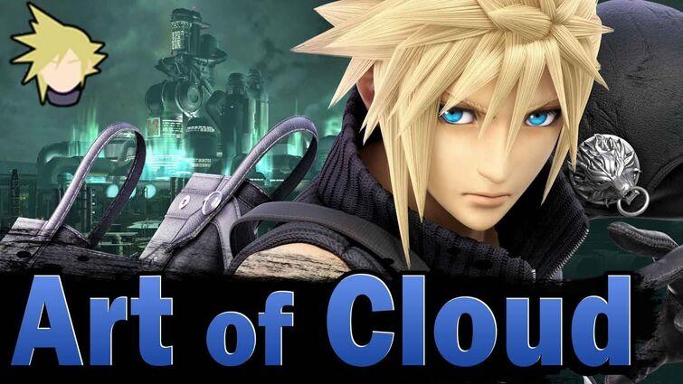Smash Ultimate: Art of Cloud