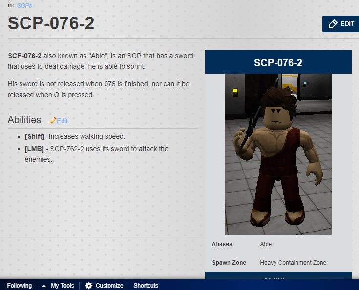 Scp 762
