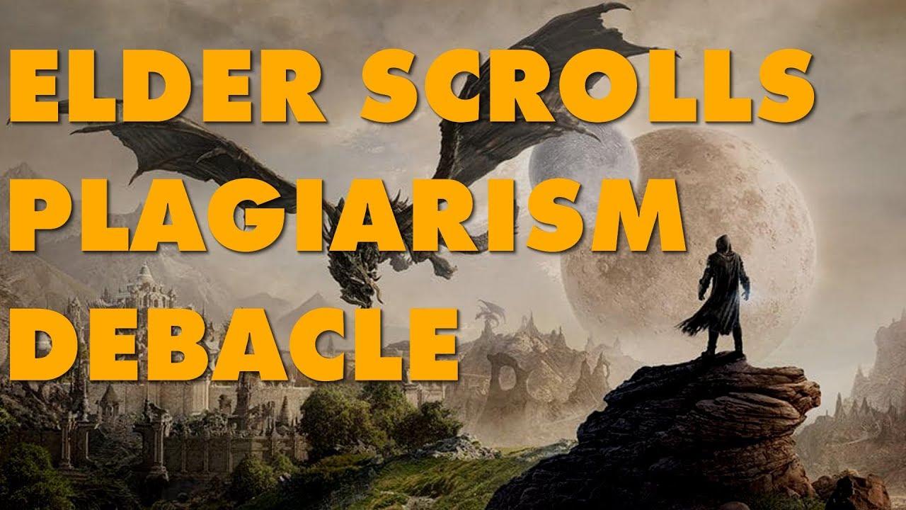 Bethesda Pulls Elder Scrolls Tabletop Adventure Due To Plagiarism