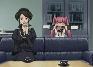 S1E7 Widow and Kiko Kayanuma