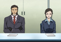 S1E15 Yoshimitsu Horai and Misaki Kirihara