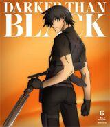 Darker than BLACK-Ryuusei no Gemini vol.6