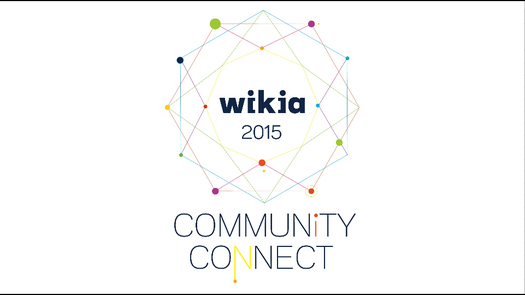 Wikia Community Connect 2015