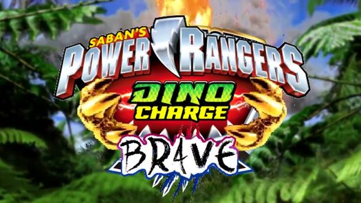 Power Rangers Dino Charge Brave Opening (FANMADE)