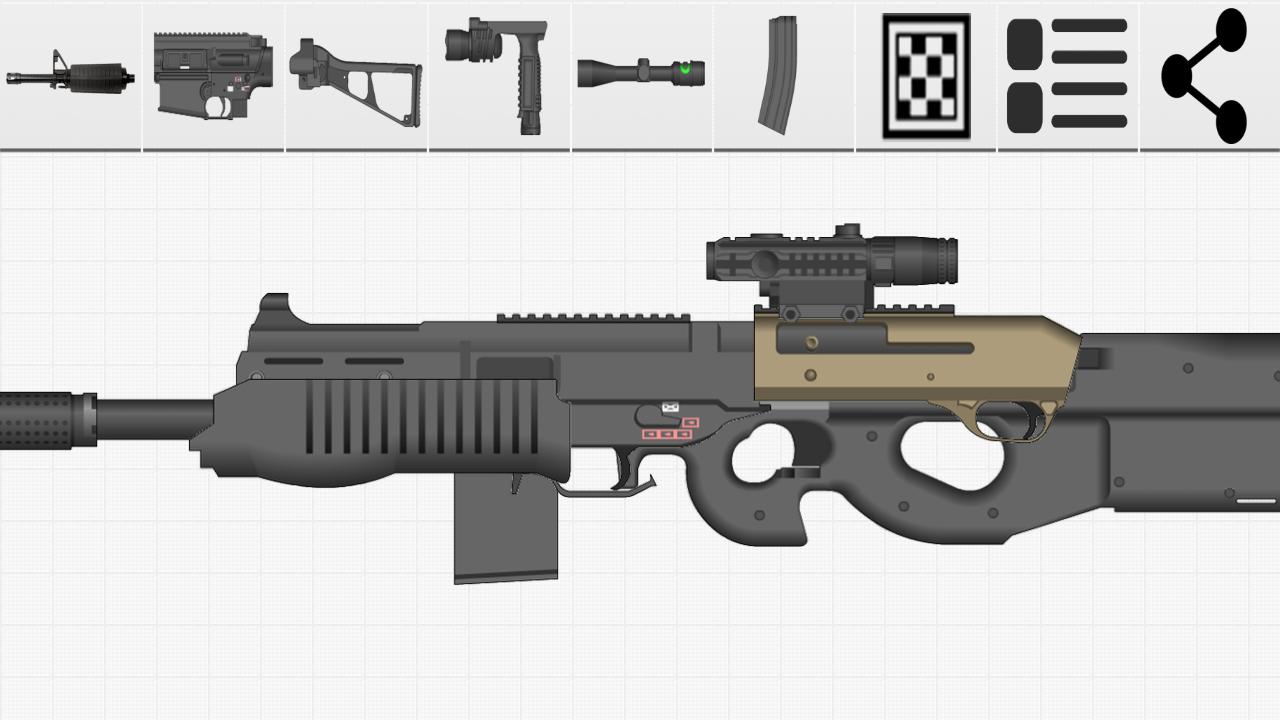 New gun NOT XD.💯                                 Don't Take it seriously it is a joke.