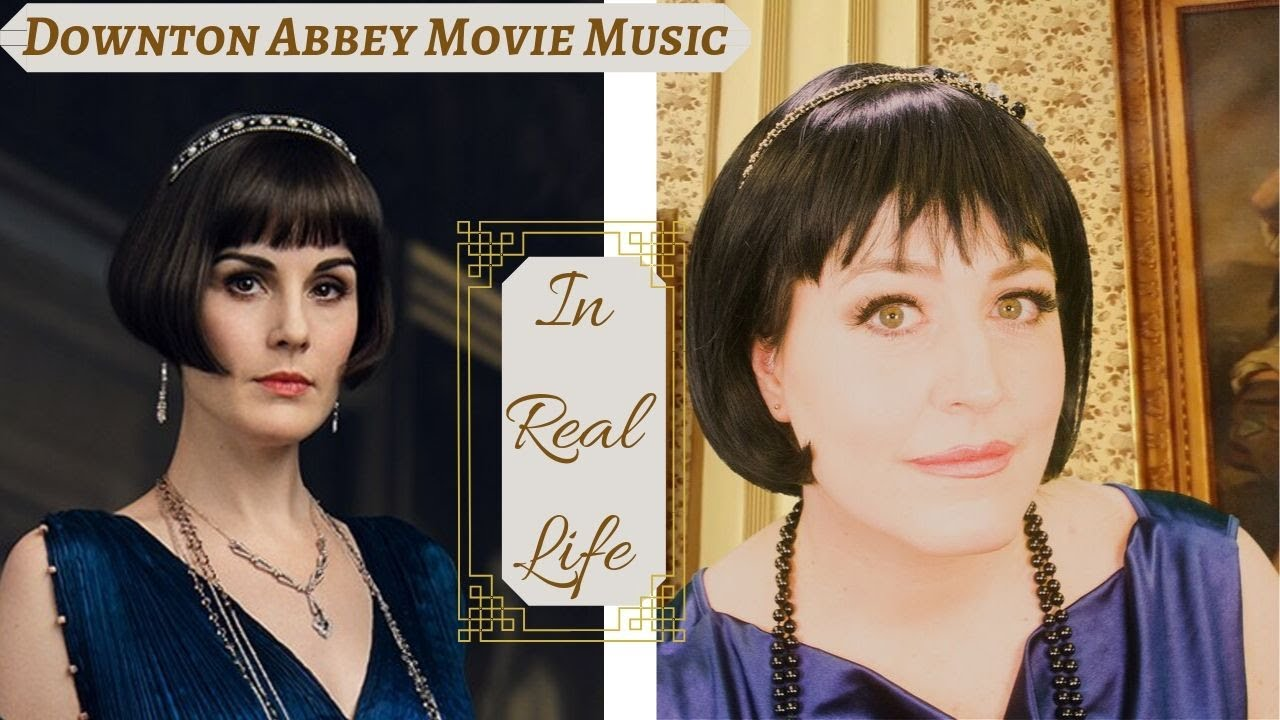 DOWNTON ABBEY MUSIC VIDEO --Music from Downton Abbey IN REAL LIFE!