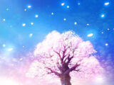 Unwithering Sakura Tree