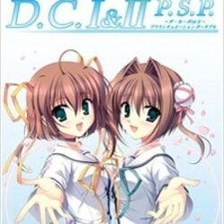 Da Capo: D.C. I & II P.S.P. OVA