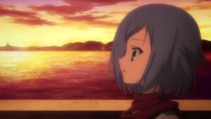Minatsu first Appearance