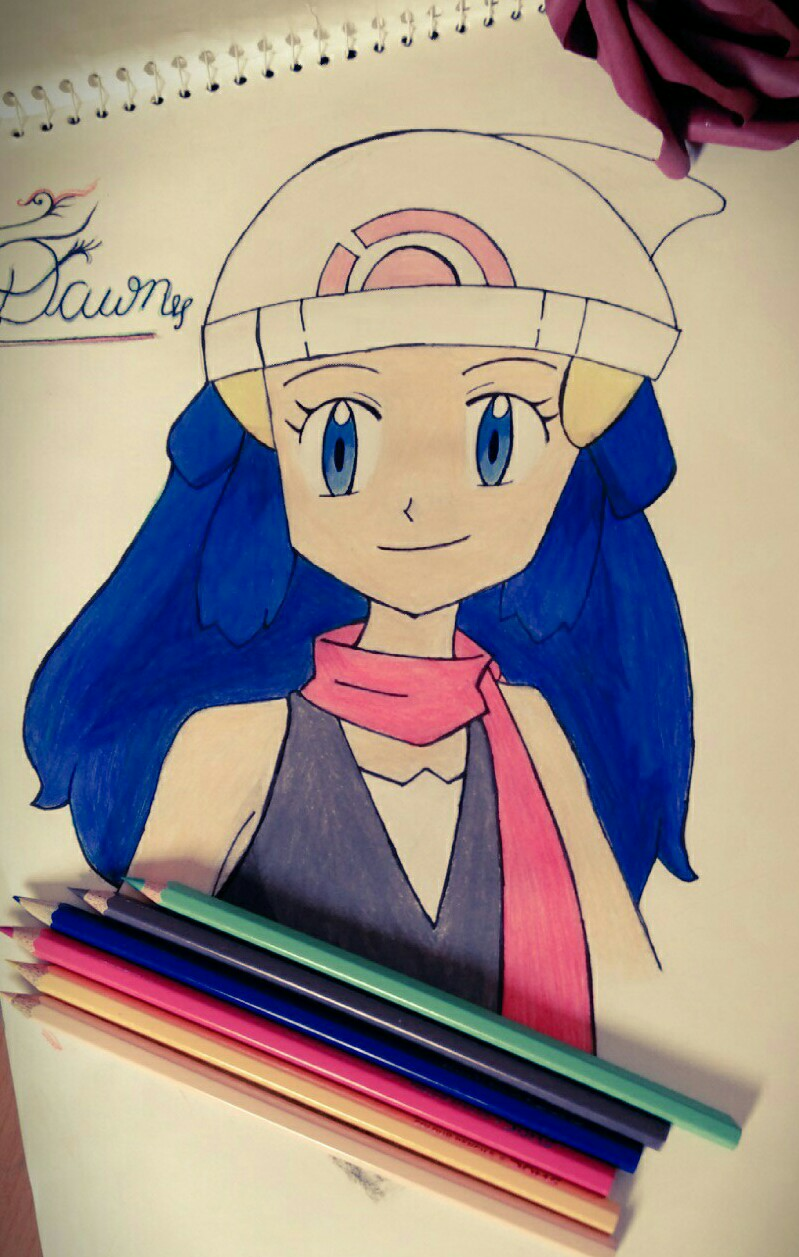 My Very Own First Drawing Discussions Pokémon Wiki Fandom