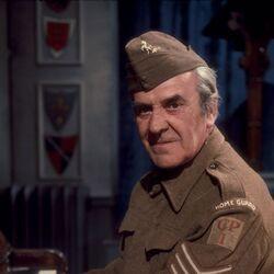 Sergeant Arthur Wilson