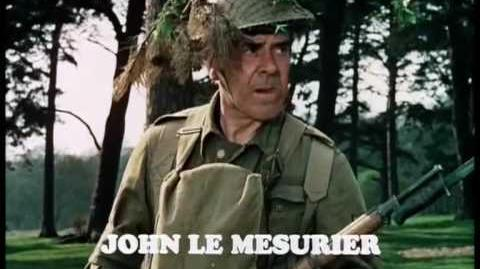 Dad's Army - End Credits