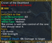 Crown of the Deathlord