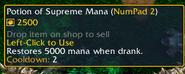 Potion of Supreme Mana