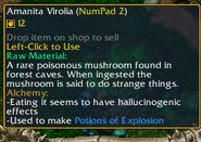 Amanita Virolia