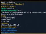 Dark Lord's Ring