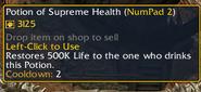 Potion of Supreme Health