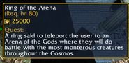 Ring of the Arena